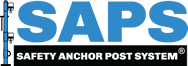 Safety Anchor Post Logo